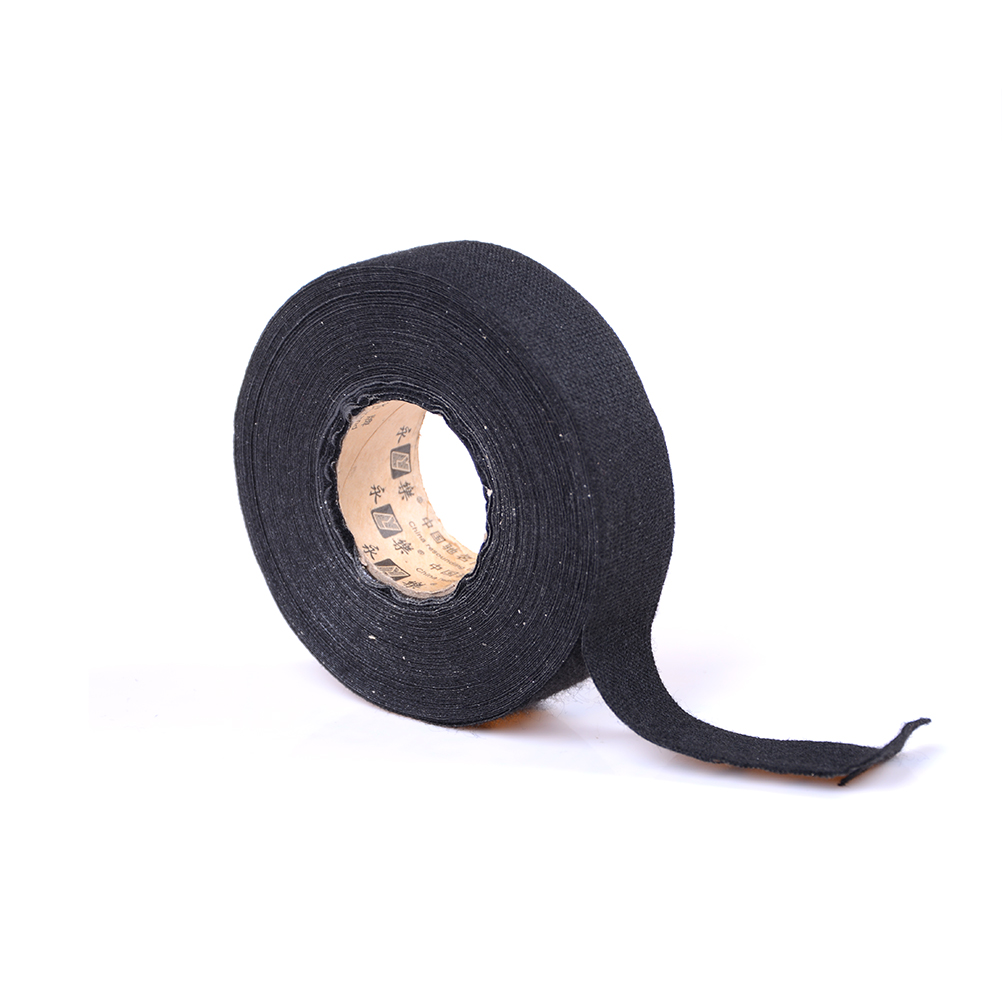 popular wire harness tape buy cheap wire harness tape lots from hot new 1 roll tesa coroplast adhesive cloth tape for cable harness wiring loom car wire