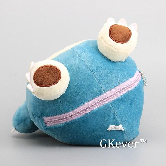 """New Arrival Ditto zmień na Snorlax pluszowe zabawki miękkie lalki wypchane zwierzęta 12 """"30 CM prezenty dla dzieci"""
