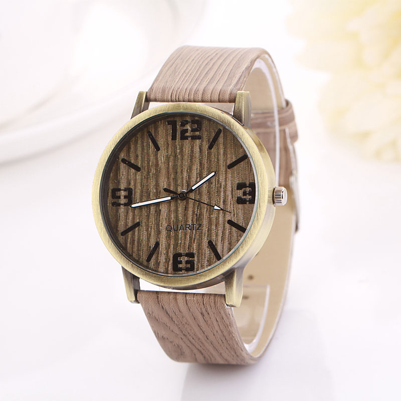 Meibo Wood Watch