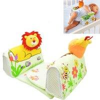 0 M Baby Sleep Positioner Pillow Anti Roll Infant Sleep Positioner Newborn Toddler Sleep Nursing Pillow