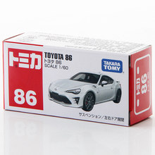 Takara Tomy Tomica 1/57 Toyota 86 Metall Diecast Modell Spielzeug Auto Neue in Box #859833(China)
