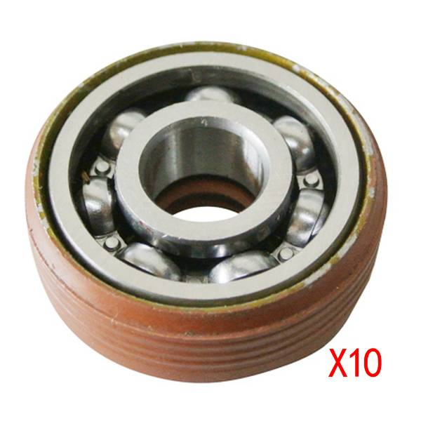 Gasoline Bearing With Oil Seal Sub-assembly Fit PARTNER 350 351 370 371 390 цена и фото