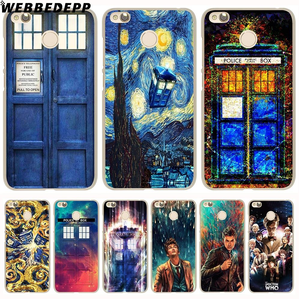 Phone Bags & Cases Webbedepp Doctor Who Phone Hard Case For Xiaomi Mi 8 9 Se 5s 5x 6x 6 5 Mi A1 A2 Lite F1 Mix 2s Max 3 Cover