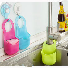 KECTTIO New Cradle Creative Household Sink Drain Basket Kitchen Leaking Basket(China)
