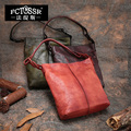 2017 Autumn Genuine Leather Women Handbag Shoulder Bag Totes Vintage Style Three color