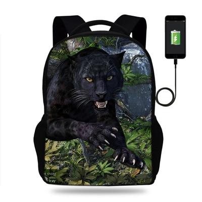 K8286 Black Panther