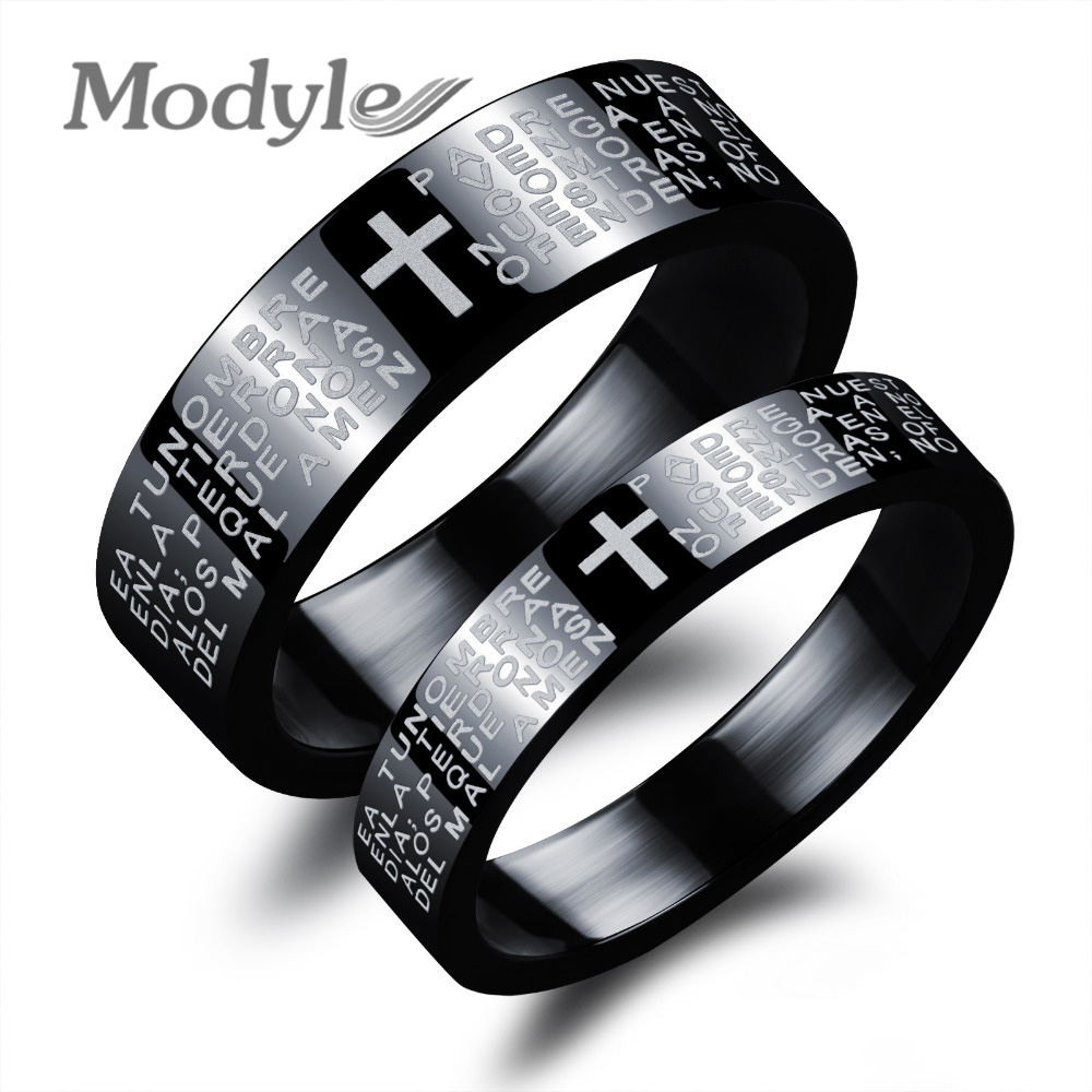 couple rings Picture - More Detailed Picture about Modyle Black ...