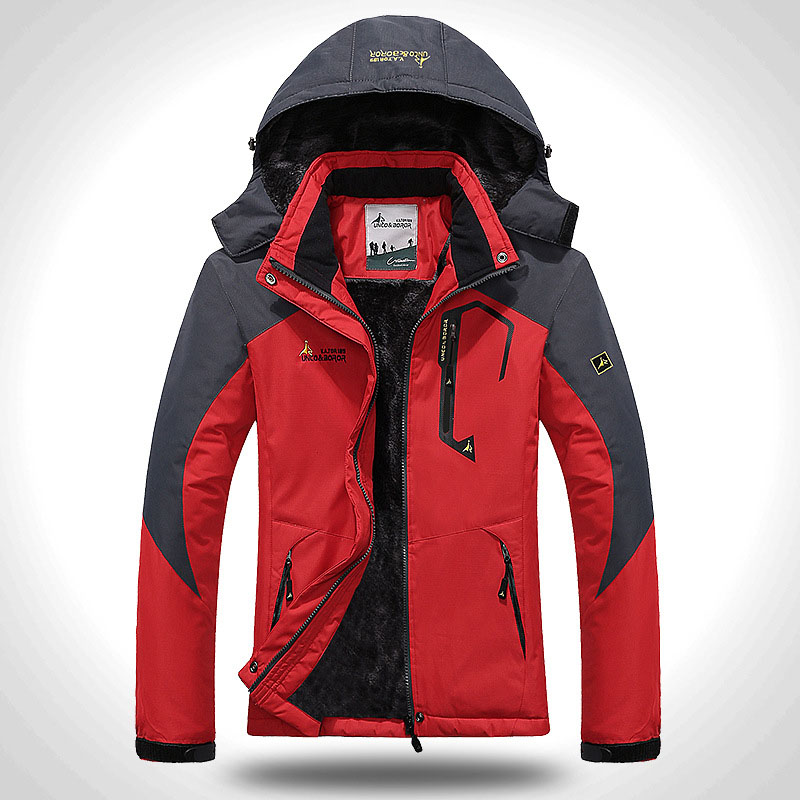 Women's Softshell Jacket Ski Suit Hiking Down Coats Waterproof Snow Snowboard Clothes Skiing Fishing Costume Female Sportswear (2) -