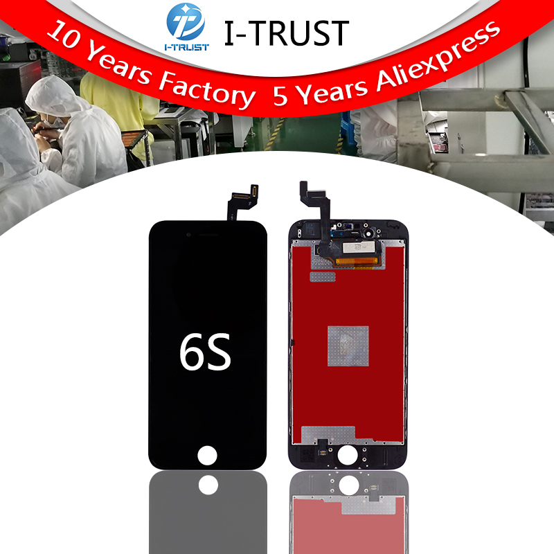 20PCS Grade A For iPhone 6S LCD Replacement with Touch Screen Digitizer Assembly Display No Dead