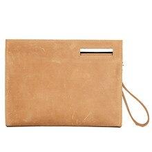 купить Men Briefcase Crazy Horse Leather File Business Office Handbags Laptop bags Solid Zipper Vintage Messenger bag A0011 дешево