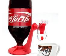 3pcs Hand Press Upside Down Coke Drink Dispenser Water Kettles Valve Cola Fizz Soda Beverage Switch Saver Drinkers