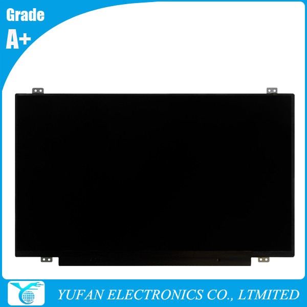 New 14 Laptop LCD Monitor Display HB140WX1-301 V4.0 Replacement Screen Panel eDP 1366x768 Free Shipping 17 3 laptop replacement display n173fge e23 rev c1 lcd screen panel monitor 1600x900 edp free shipping