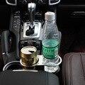 Coche doble drink marco ABS nuevo material de alta calidad SD-1021 vehículo Bebidas Titulares