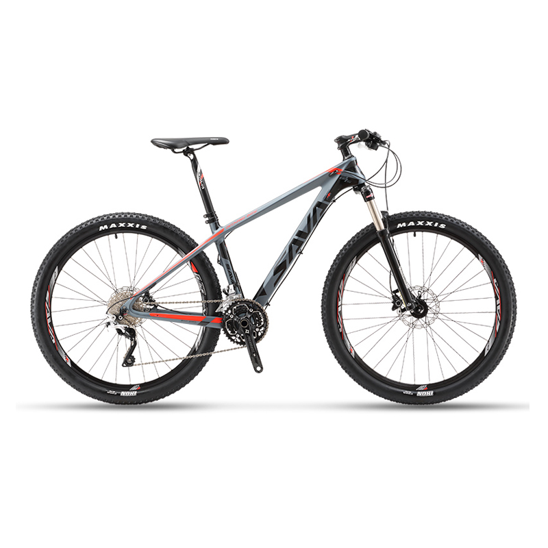 SAVA DECK300 30 Speed Carbon Fiber MTB Mountain Bike 27.5
