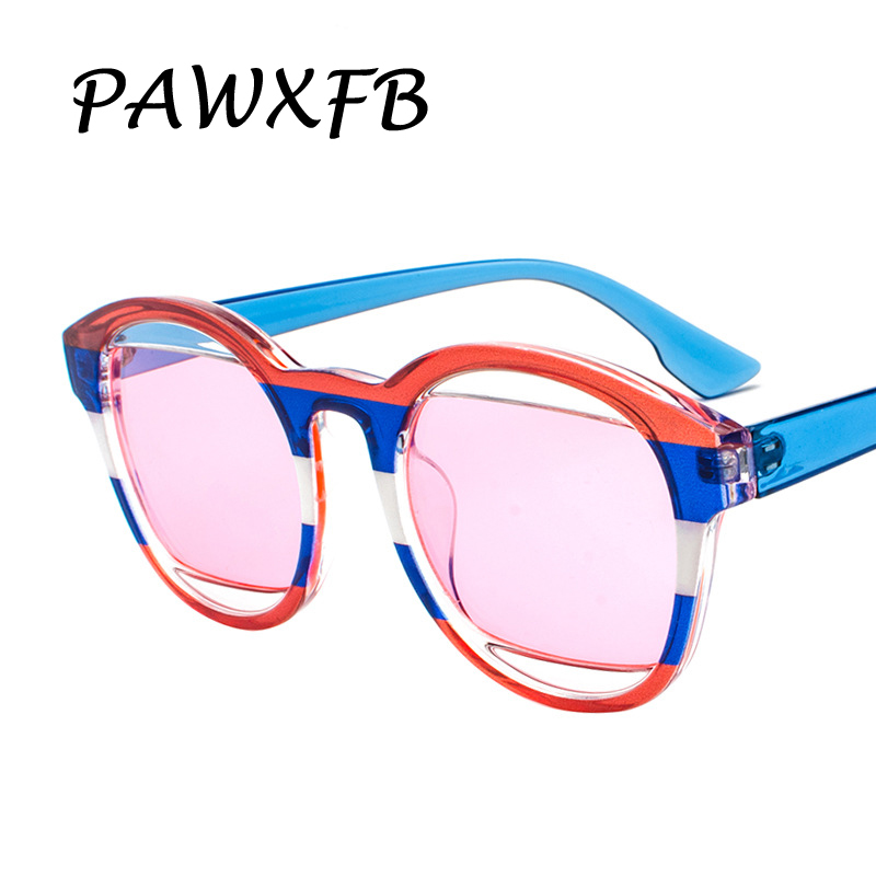 a2f97c669fe Pop Age 2018 New Italy Brand Designer Round Sunglasses Women Men Retro  Famous Pink Yellow Sun Glasses Eyeglasses Lentes de sol-in Sunglasses from  Apparel ...