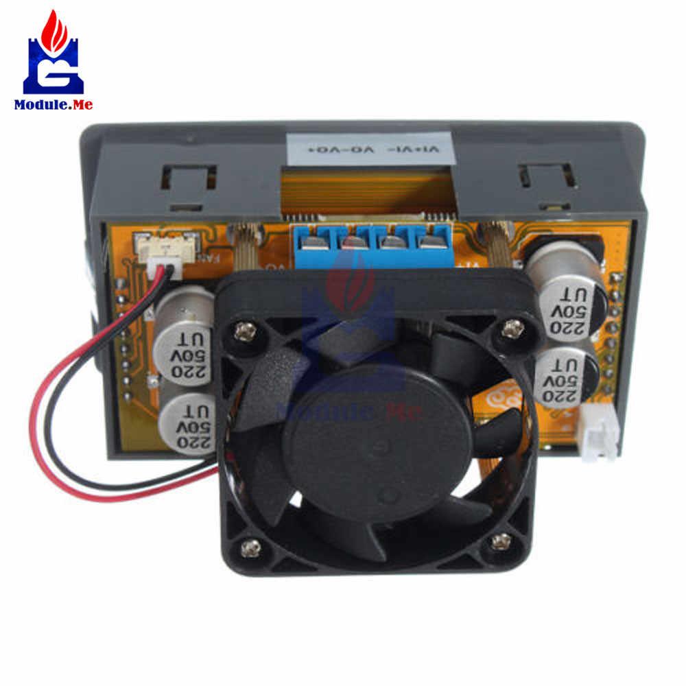5A ЖК-цифровой вентилятор dc-dc понижающий модуль 160 Вт регулируемый регулятор напряжения 6 В-32 В до 0-32 В Step понижающий преобразователь