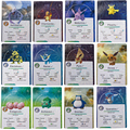 2017 The New Cards TCG : 20 Phnom Penh luster CARD LOT RARE, COMMON, UNC, HOLO & FULL ART English Anime  CardsTrading Cards Toys