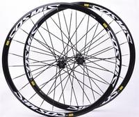 last Original 2018 High Quality HOT sale 700C Alloy V Brake Wheels bmx Road Bicycle Wheel Aluminium Road Wheelset Bicycle Wheels