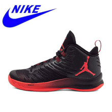 74e5c5f91d779 Original NIKE New Arrival SUPER.FLY 5 X Men s Breathable Basketball Shoes  Sneakers 850700(