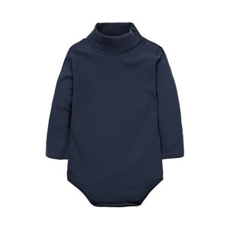12-Color-Baby-Clothes-0-24M-Newborn-baby-boy-girl-clothes-Jumpsuit-Long-Sleeve-Infant-Product-solid-turtleneck-Baby-Rompers-4