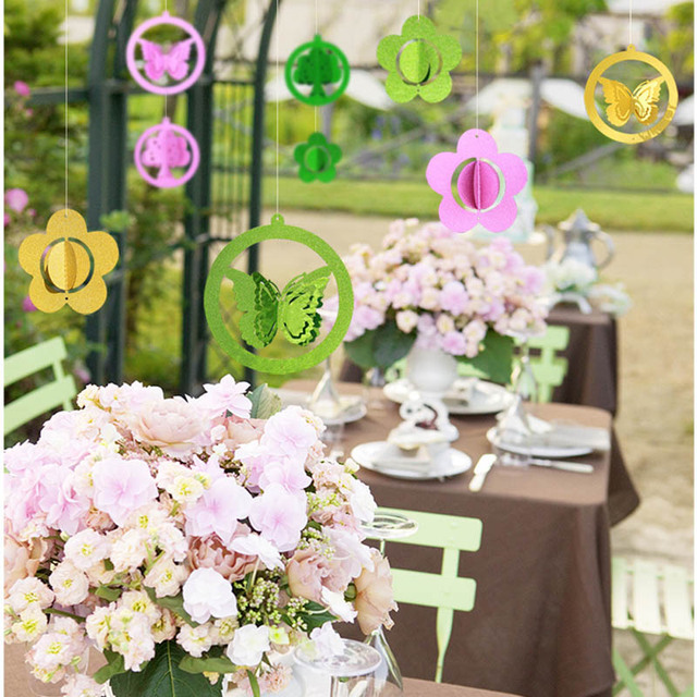 Noolim 3pcsbag butterfly spring flower decoration holiday party noolim 3pcsbag butterfly spring flower decoration holiday party decoration corridor classroom window display pendant mightylinksfo