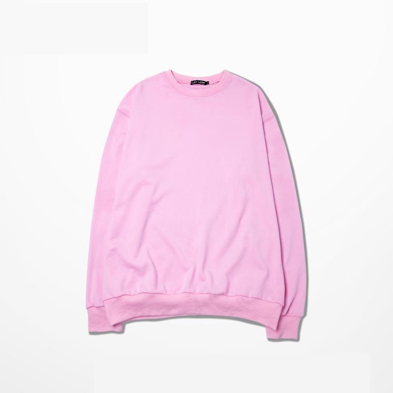 US $29.28 50% OFF|2017 heißer Verkauf Herren Hip Hop Hoodies Sweatshirt Lose Rosa Pullover Männer Hoodie Streetwear Kühle Kapuzenpullis Männer T207 in