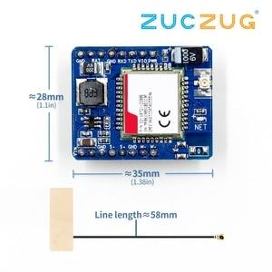 Image 1 - SIM7020 SIM7020E פיתוח לוח B1/B3/B5/B8/B20/B28 LTE NB IoT SMT סוג M2M מודול במקום SIM800C