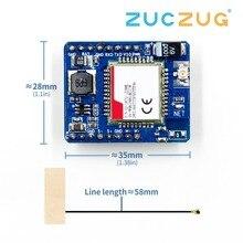 SIM7020 SIM7020E Development Board B1/B3/B5/B8/B20/B28 Lte Nb Iot Smt type M2M Module In Plaats SIM800C