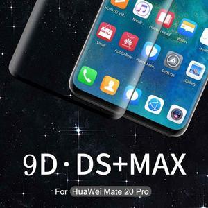 Image 2 - Original NILLKIN สำหรับ Huawei P30 Pro 9D DS + MAX โค้งโค้งเต็มรูปแบบกระจกนิรภัยสำหรับ Huawei Mate 20 pro