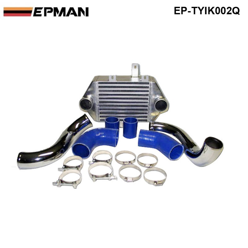 Intercooler kit for Toyota MR2 SW20 EP-TYIK002Q epman intercooler for toyota starlet ep82 91 ic 600 263 70mm od 63mm ep int0015