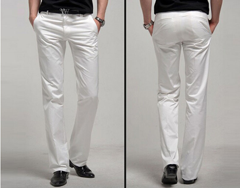 Aliexpress.com : Buy Men's Business Suit Pants Spring And Summer ...