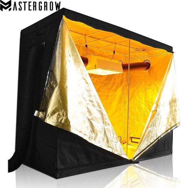 MasterGrow 240X120X200 cm Intérieur Hydroponique Élèvent La Tente ...