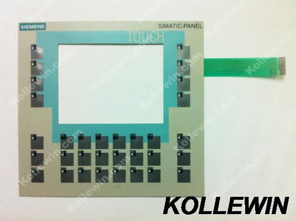 NEW membrane keypad for SIMATIC PANEL OP177B 6AV6642-0DC01-1AX1 6AV6642-0DC01-1AX0 6AV6 642-0DC01-1AX1 FREESHIP 1year warranty