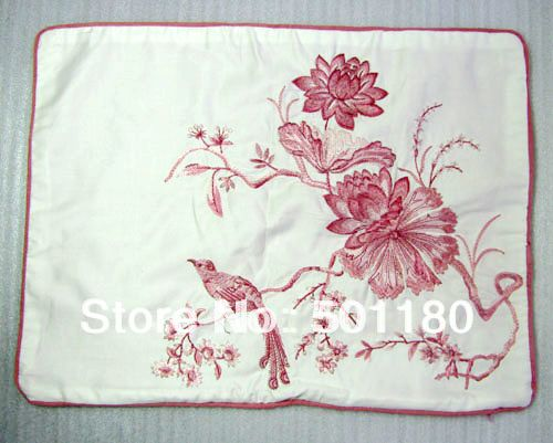 Free Shipping Cushion Cover Hand Embroidery Design Latest Design