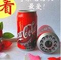 Mini telefone quente vender deary realista lata telefonos Telefone Com Fio de Telefone de casa telefone fixo telefone fixe sans fil