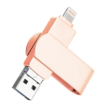 3.0 USB Flash Drives for iPhone and iPad 128/256GB,iOS Flash Drive Memory Stick Expansion for iPhone ,iPad, MacBook , Android,pc fpc wire for lga52 lga60 socket for iphone ipad nand flash chip testing wholesale excellent quality