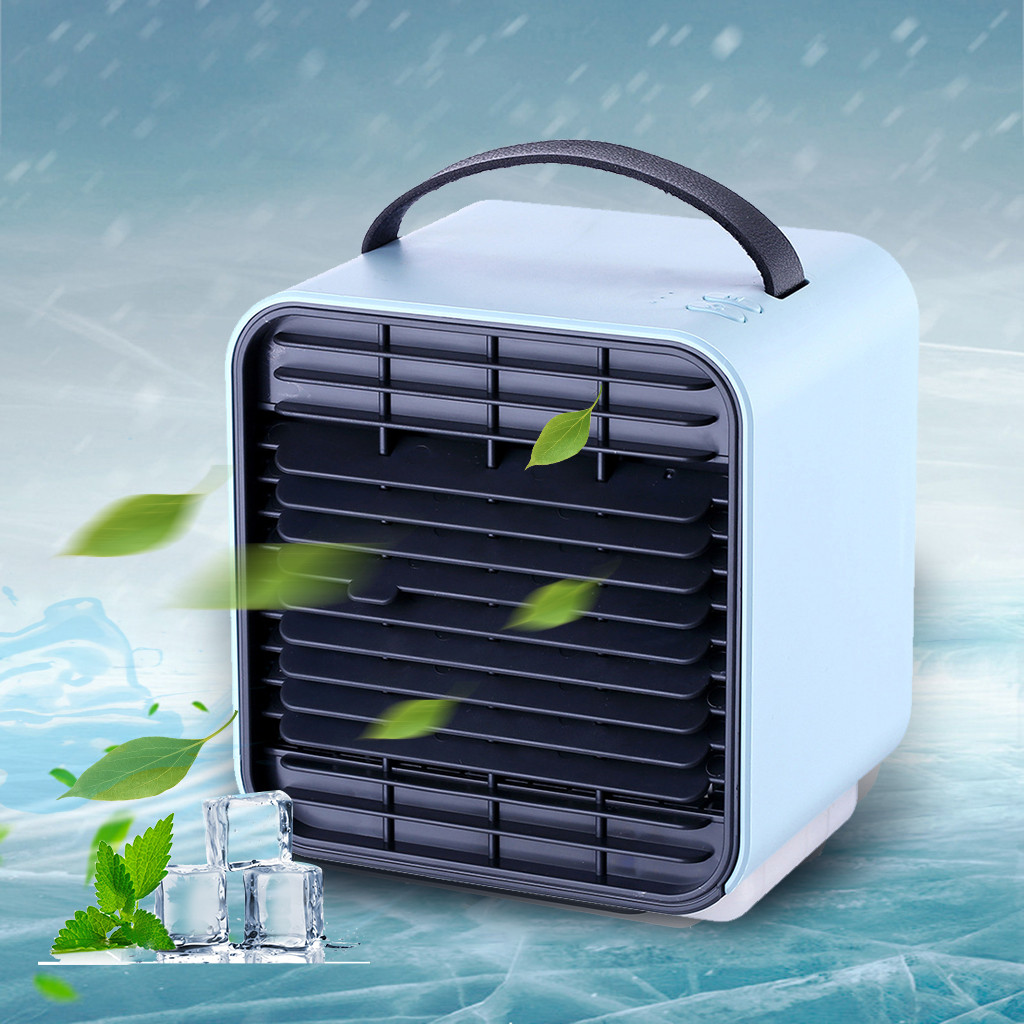 Mini Air Conditioner Arctic кондиционер Hvac  Portable Mini Air Conditioner Cool Cooling For Bedroom Cooler Fan Drop Shipping