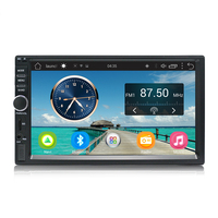 2 Din Car Multimedia Player Music Audio Video Android Car Stereo MP3 MP4 Wi Fi Bluetooth 7 inch Touch Screen SD USB Slot 1024*60
