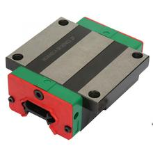 HGW45CA Bearing Steel Linear Rail Carriage Rail Block Slider Linear Motion Block Flange linear rail geleiderail