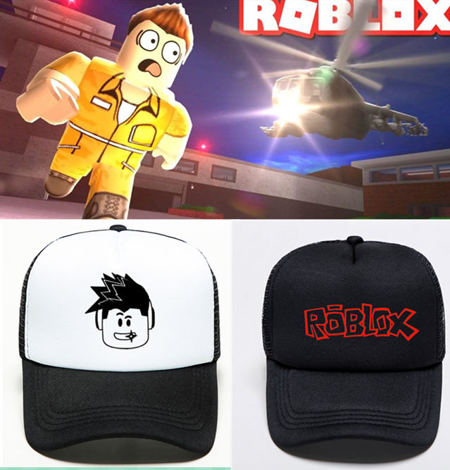 Hot Roblox Games Cap Rock Band Symbol Skullies Beanie Cotton Hat Cap Cosplay Costume Unisex Gift Prop