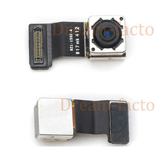 30pcs Back Big Rear Camera With Flash Module Sensor Flex Cable For iPhone 5 5S 5C SE Repair Spare Parts Free DHL(China)