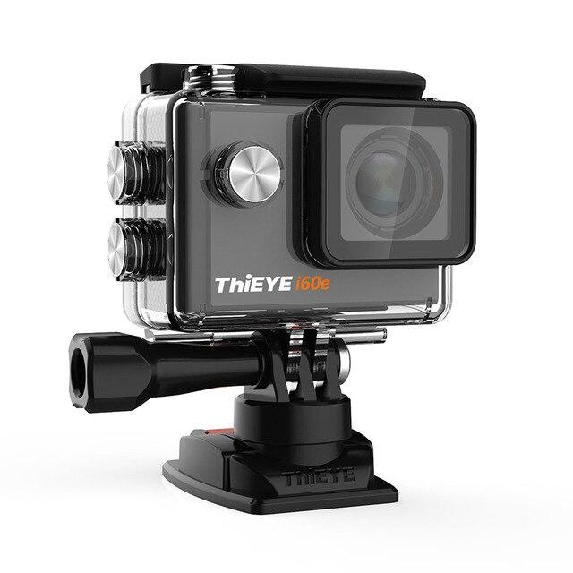 THIEYE I60E WIFI Action camera 4K waterproof HD sport camera outdoor video camera 40M Waterproof 2.0 Inch Screen