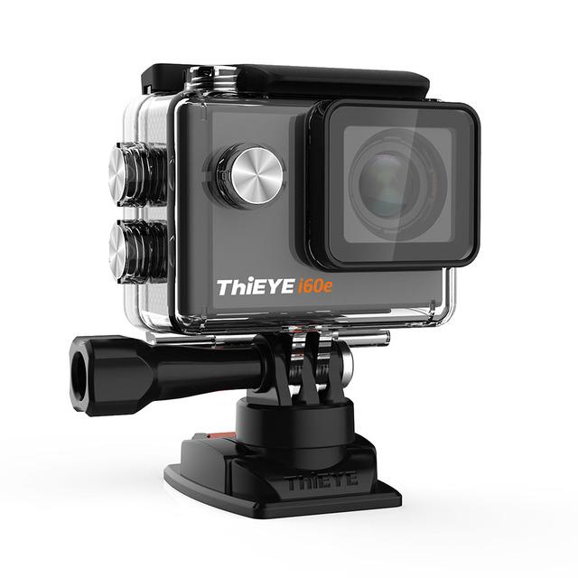 Thieye i60e wifi action camera 4 k à prova d' água câmera esporte hd câmera de vídeo ao ar livre 40 m à prova d' água tela de 2.0 polegada