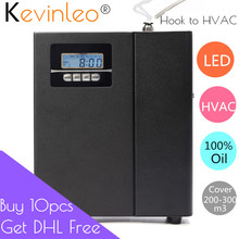 Scent Air Machine Japanese Pump 110-240V 200-300m3 Hook to Hvac(Air conditioner) Fragrance Machine Scent System for Home Office