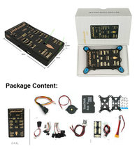 Pixhawk PX4 Autopilot Pix 2.4.8 32 Bit Penerbangan Controller W/Safety Switch 4G SD(China)