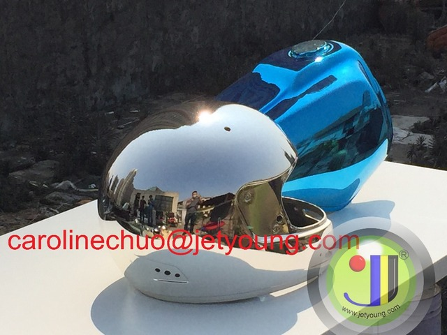 High Glossy Mirror Paint Chrome Color Paint Spray Chrome For