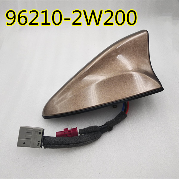 For Hyundai Santa Fe 2013 2015 shark fin GPS positioning antenna OEM 962102W000 962102W200 Shark fin