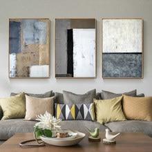 Abstract 3 Panels Canvas Wall Art,Sofa Living Room Quadro Decorative Prints,Modern Home Decor Dropship Posters Prints
