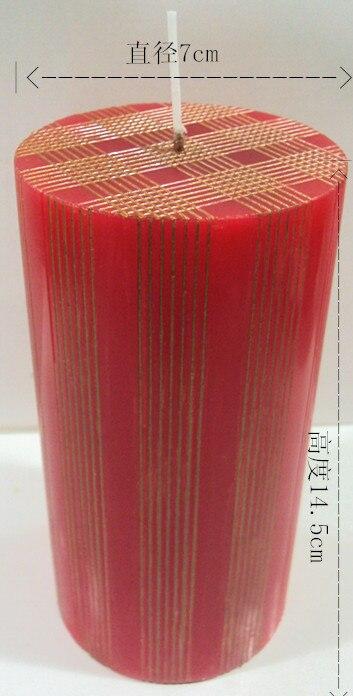 Круговой малый решетки плесень Мыло ароматерапия Формы для свечей формы 1 шт.