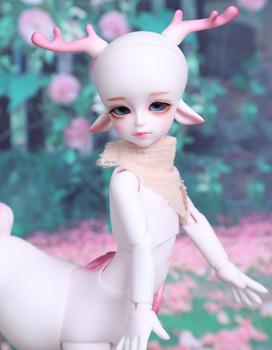 BJD doll SD doll 1/6 doll pony male and female optional joint doll